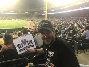 Greg attended Detroit Tigers vs. Chicago White Sox - MLB on Aug 14th 2018 via VetTix
