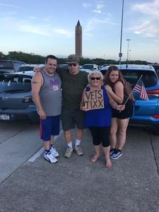 John attended Laid Back Festival a Celebration of Music & Food Chicago & Reo Speedwagon - Reserved Seats on Aug 3rd 2018 via VetTix
