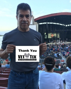 Carlos attended Laid Back Festival a Celebration of Music & Food Chicago & Reo Speedwagon - Reserved Seats on Aug 3rd 2018 via VetTix