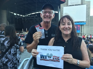 CindyEW attended Laid Back Festival a Celebration of Music & Food Chicago & Reo Speedwagon - Reserved Seats on Aug 3rd 2018 via VetTix