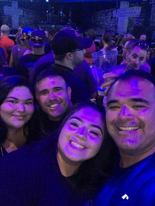 Ismael attended Godsmack / Shinedown with special guests Like A Storm on Jul 31st 2018 via VetTix