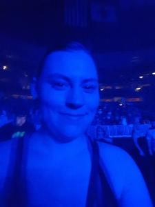 Marie attended Godsmack / Shinedown with special guests Like A Storm on Jul 31st 2018 via VetTix