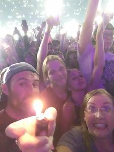 Wesley attended Godsmack / Shinedown with special guests Like A Storm on Jul 31st 2018 via VetTix