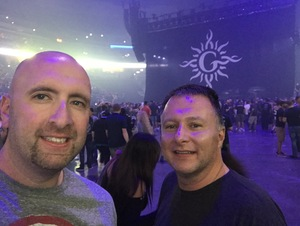 Michael attended Godsmack / Shinedown with special guests Like A Storm on Jul 31st 2018 via VetTix
