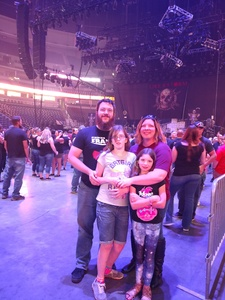 Christopher attended Godsmack / Shinedown with special guests Like A Storm on Jul 31st 2018 via VetTix