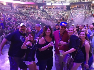 Joseph attended Godsmack / Shinedown with special guests Like A Storm on Jul 31st 2018 via VetTix