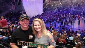 Shane attended Godsmack / Shinedown with special guests Like A Storm on Jul 31st 2018 via VetTix