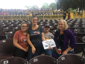 jimmy attended Pentatonix With Special Guests Echosmith and Calum Scott - Pop on Aug 12th 2018 via VetTix