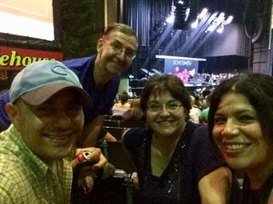 Ramon attended Pentatonix With Special Guests Echosmith and Calum Scott - Pop on Aug 12th 2018 via VetTix