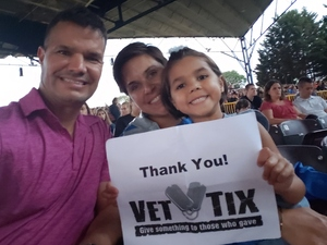 Anthony attended Pentatonix With Special Guests Echosmith and Calum Scott - Pop on Aug 12th 2018 via VetTix