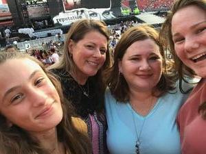 Michael attended Taylor Swift Reputation Stadium Tour on Aug 14th 2018 via VetTix