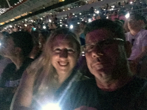 Angela attended Taylor Swift Reputation Stadium Tour on Aug 14th 2018 via VetTix