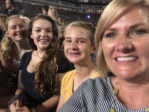 Mark attended Taylor Swift Reputation Stadium Tour on Aug 14th 2018 via VetTix