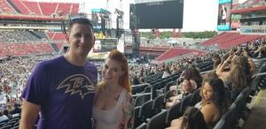 Marcus attended Taylor Swift Reputation Stadium Tour on Aug 14th 2018 via VetTix