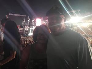 Joseph attended Taylor Swift Reputation Stadium Tour on Aug 14th 2018 via VetTix