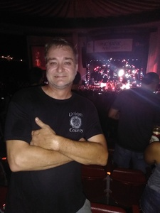 Brett attended The Smashing Pumpkins: 30th Anniversary Series - Alternative Rock on Aug 2nd 2018 via VetTix