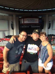 Robert attended The Smashing Pumpkins: 30th Anniversary Series - Alternative Rock on Aug 2nd 2018 via VetTix
