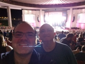 Chris attended The Smashing Pumpkins: 30th Anniversary Series - Alternative Rock on Aug 2nd 2018 via VetTix