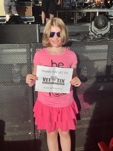 Chops attended The Smashing Pumpkins: 30th Anniversary Series - Alternative Rock on Aug 2nd 2018 via VetTix