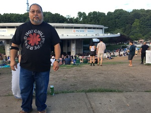 evan attended The Smashing Pumpkins: 30th Anniversary Series - Alternative Rock on Aug 2nd 2018 via VetTix