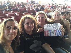 Reno attended The Smashing Pumpkins: 30th Anniversary Series - Alternative Rock on Aug 2nd 2018 via VetTix