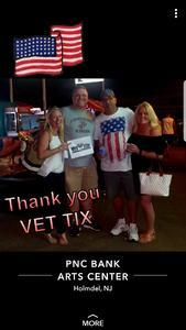 Matthew attended Brad Paisley Tour 2018 - Country on Aug 30th 2018 via VetTix