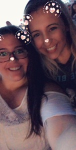 Mitchell attended Brad Paisley Tour 2018 - Country on Aug 30th 2018 via VetTix