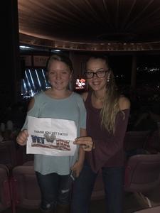 Jason attended Brad Paisley Tour 2018 - Country on Aug 30th 2018 via VetTix