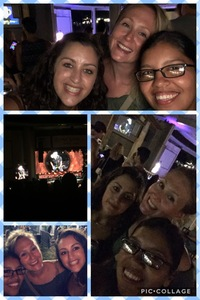 Analisa attended Brad Paisley Tour 2018 - Country on Aug 30th 2018 via VetTix