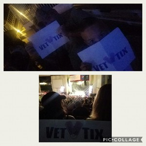 Andrew attended Brad Paisley Tour 2018 - Country on Aug 30th 2018 via VetTix