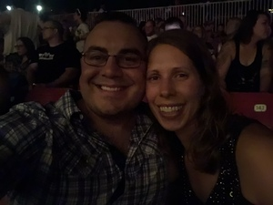 Paul attended Brad Paisley Tour 2018 - Country on Aug 30th 2018 via VetTix