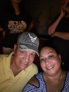 George Soto attended Brad Paisley Tour 2018 - Country on Aug 30th 2018 via VetTix