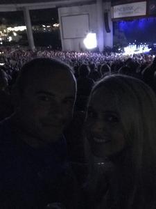 Pawel attended Brad Paisley Tour 2018 - Country on Aug 30th 2018 via VetTix