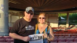 terry attended Brad Paisley Tour 2018 - Country on Aug 30th 2018 via VetTix