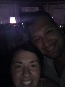 Pablo attended Brad Paisley Tour 2018 - Country on Aug 30th 2018 via VetTix
