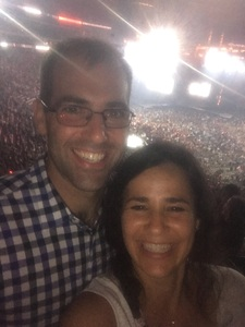 Ben attended Taylor Swift Reputation Stadium Tour - Pop on Aug 10th 2018 via VetTix