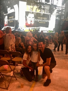 Matthew attended Taylor Swift Reputation Stadium Tour - Pop on Aug 10th 2018 via VetTix