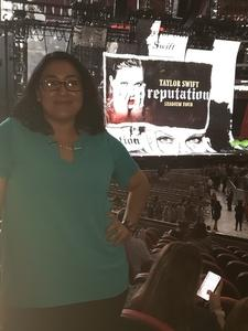 America attended Taylor Swift Reputation Stadium Tour - Pop on Aug 10th 2018 via VetTix