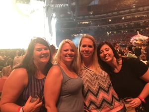 Ansley attended Taylor Swift Reputation Stadium Tour - Pop on Aug 10th 2018 via VetTix