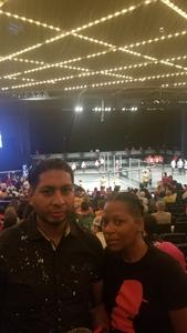jimmy attended 2018 Dodgeball World Cup - Hulu Theater at Madison Square Garden on Aug 4th 2018 via VetTix