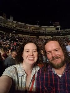 Brent attended Sugarland Still the Same 2018 Tour on Aug 3rd 2018 via VetTix