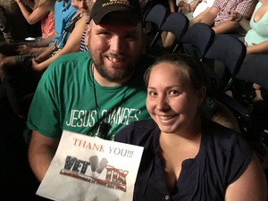 John attended Sugarland Still the Same 2018 Tour on Aug 3rd 2018 via VetTix