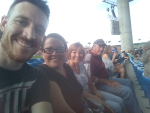 Ian attended Miranda Lambert and Little Big Town: the Bandwagon Tour - Country on Aug 3rd 2018 via VetTix