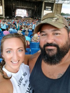 Martin attended Miranda Lambert and Little Big Town: the Bandwagon Tour - Country on Aug 3rd 2018 via VetTix