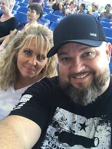 Brian attended Miranda Lambert and Little Big Town: the Bandwagon Tour - Country on Aug 3rd 2018 via VetTix