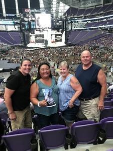 Kimberly attended Taylor Swift Reputation Stadium Tour - Pop on Aug 31st 2018 via VetTix