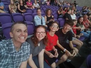 Rob attended Taylor Swift Reputation Stadium Tour - Pop on Aug 31st 2018 via VetTix