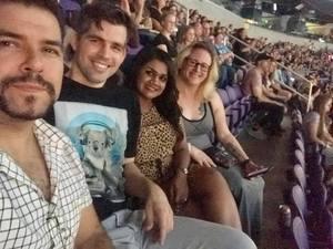 David attended Taylor Swift Reputation Stadium Tour - Pop on Aug 31st 2018 via VetTix