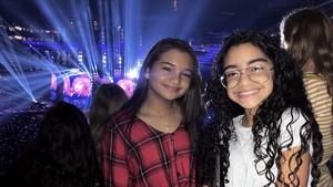 CJ attended Taylor Swift Reputation Stadium Tour - Pop on Aug 31st 2018 via VetTix