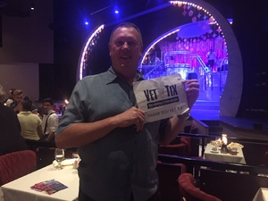 Rick attended Catch Me if You Can by Arizona Broadway Theatre - Sunday Matinee on Aug 12th 2018 via VetTix